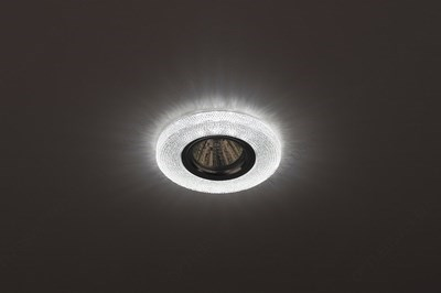 Светильник SP-MONA-SURFACE-R100-12W White5000 (WH, 24 deg) (ARL, IP40 Металл, 3 года) - фото 33265