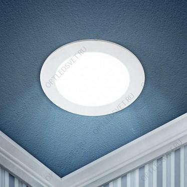 Ecola GX53 LED B4158S светильник накладной IP65 матовый Прямоугольник с решеткой алюмин. 2*GX53 Белый 215x135x65 - фото 33271