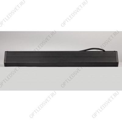 Ecola GX53 H9 защищенный IP65 светильник встраив. без рефл. черный хром 98х55 - фото 33309