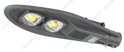 Ecola GX70-N50 Светильник накладной легкий Серебро 42x120 - фото 33518