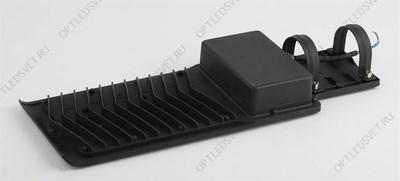 Ecola GX53 FT4173 cветильник поворотный на среднем кроншт. черненая бронза 210x80 - фото 33529