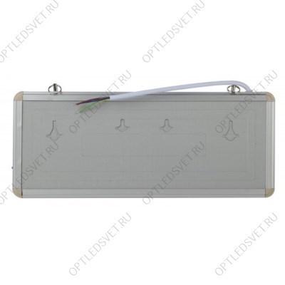 Ecola GX53-N52 светильник настенный бра прямоугольный белый 2* GX53 100х140х90 (1 из цв. уп. по 2) - фото 33559