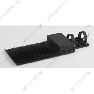 Светильник светодиодный трековый на шинопровод ДПО-40w 4000К 3600Лм черный (AL105) - фото 33645