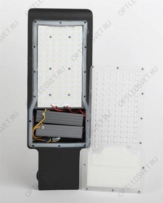 Светильник светодиодный ДВО-20w 4000К 1600Лм slim белый с регулируемым монтажным диаметром (до 210мм) (AL508) - фото 33647