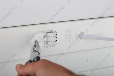 Светильник светодиодный ДСП-150вт 6400К 16000Лм 120 гр. IP65 (AL1004) - фото 33689