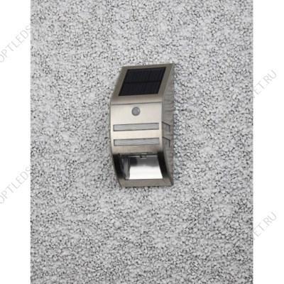 Светильник светодиодный ДПО-15w 4000К 1350Лм наклонный черный (AL520) - фото 33944