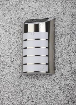 Светильник НТУ-40w столб-0.65м Е27 IP44 хром (DH027-650) - фото 34147