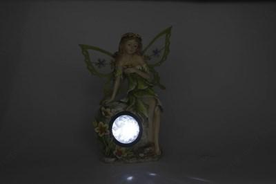 Светильник светодиодный тротуарный ДВУ-36w RGB IP67 круг (SP2703) - фото 34157