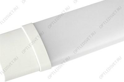 Светильник светодиодный ДПО-11-2х18-001 без ламп G13 IP40 металл (аналог ЛПО-2х36) - фото 34584