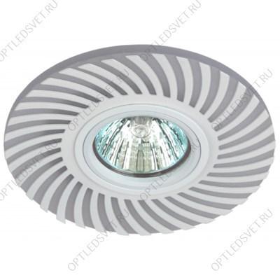 Светильник светодиодный ДПО-10w 4000К 800Лм наклонный 30 гр. белый (AL517) - фото 34893