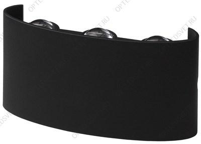 Светильник светодиодный трековый на шинопровод ДПО-30w 4000К 2400Лм черный (AL103) - фото 35163