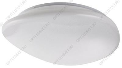 Светильник светодиодный встраиваемый ДВО-6 Вт 460  Лм 6500К круг IP20 монтажный d105 мм 120х22 мм 180-265 В Slim Gauss - фото 35537