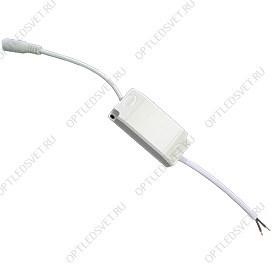 Светодиодный светильник ДПО-12вт 4100K,1050Лм,816х28х33мм,IP20 матовый GAUSS - фото 35582