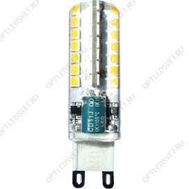 Светильник светодиодный ДСП-18 Вт 1400 Лм 4000K IP65 590*40*30 мм линейный матовый ULTRACOMPACT Gauss - фото 35634