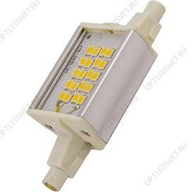 Светильник светодиодный ДСП-36 Вт 2880 Лм 6500K IP65 1200*76*66 мм ССП-176 матовый Elementary Gauss - фото 35749