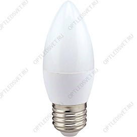 Светильник светодиодный ДБП-8w с оптико-акустическим датчиком 4000K 560Лм IP54 круглый пластиковый белый - фото 35931