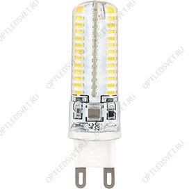 Светильник светодиодный ДБП-12w 4000К 800Лм IP54 круглый пластиковый белый - фото 35937