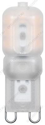 Светильник светодиодный ДСП-60Вт 4000К 6000Лм 120 гр. IP65 - фото 36069
