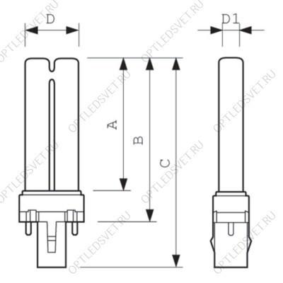Светильник светодиодный промышленный ДСП- 100w 5000K 10000Лм IP65  110°  (3г.гар) Jazzway - фото 36286