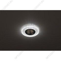 Светильник LGD-Path-Round90-H450B-7W Warm White (ARL, IP54 Металл, 3 года)