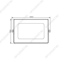 Ecola GX53 LED 8003A светильник накладной IP65 прозрачный Цилиндр металл. 1*GX53 Черненая бронза 114x140x90