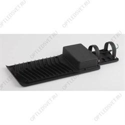 Светильник светодиодный трековый на шинопровод ДПО-40w 4000К 3600Лм черный (AL105)