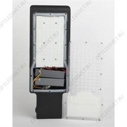 Светильник светодиодный ДВО-12w 4000K 960Лм квадратный со стеклом белый (AL2111)
