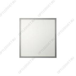 Светильник светодиодный ДВО-12w 4000К 1200Лм slim белый с регулируемым монтажным диаметром (до 90мм) (AL509)