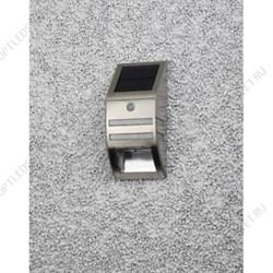 Светильник светодиодный ДПО-15w 4000К 1350Лм наклонный черный (AL520)