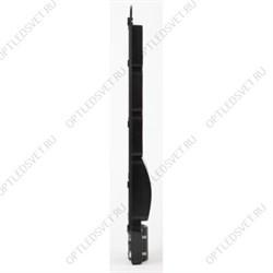 Светильник светодиодный ДВО-26w 4000К 2600Лм slim белый с регулируемым монтажным диаметром (до 170мм) (AL509)