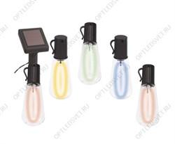 Прожектор светодиодный ДО-10w 6400К 900Лм IP65 черный (SFL90-10)
