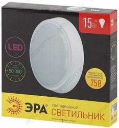 Светильник светодиодный тротуарный ДВУ-6w 6400К IP67 круг (SP4112)
