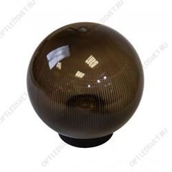 Светильник светодиодный тротуарный ДВУ-24w 2700К IP67 круг (SP2708)