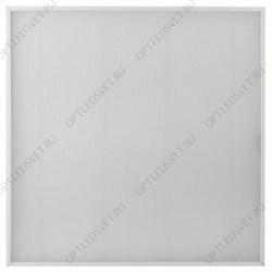 Светильник светодиодный ДВО-12w 4000K 960Лм slim белый (AL500)