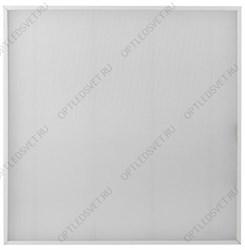 Светильник светодиодный ДВО-18w 4000K 1260Лм slim белый (AL500)