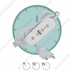 Светильник светодиодный уличный ДКУ-125 Победа LED-125-К/К50 12500Лм 5000К IP65 (1003989)