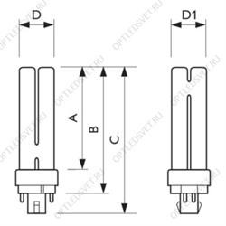 Светильник светодиодный  ФВО-15Вт с подсветкой   декоративн. Jazzway PGX53d светильник ER42-Epoxy