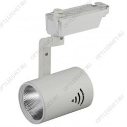 Светильник светодиодный SPB-201-1-40К-012 микроволн. датч. движ. IP65 12Вт  4000К КРУГ ЭРА (Б0047630)