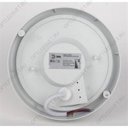 Светильник светодиодный SPB-201-1-65К-012  микроволн. датч. движ. IP65 12Вт  6500К КРУГ ЭРА