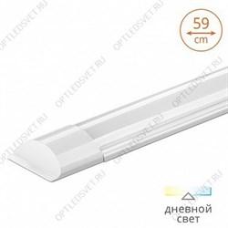 DK LD1 WH Точечные светильники ЭРА декор cо светодиодной подсветкой, прозрачный (Б0018775)