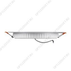 DK LD2 SL/WH Точечные светильники ЭРА декор c белой светодиодной подсветкой, прозрачный (Б0019197)