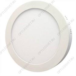 DK LD20 SL/WH Точечные светильники ЭРА декор cо светодиодной подсветкой Gx53, прозрачный (Б0028065)