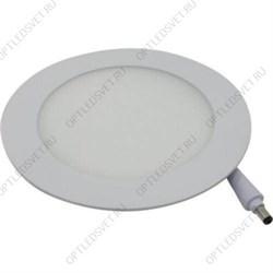 DK LD26 SL/WH Точечные светильники ЭРА декор cо светодиодной подсветкой Gx53, прозрачный (Б0029638)