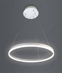 DK LD3 SL/WH Точечные светильники ЭРА декор c белой светодиодной подсветкой, прозрачный (Б0019202)