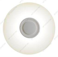 Садовый светильник на солнечной батарее, сталь, пластик 13 см ERAST040-08 ЭРА (Б0038502)