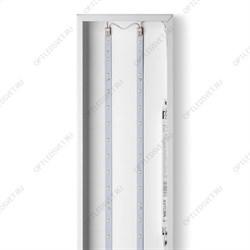 Садовый светильник на солнечной батарее, сталь, пластик, прозрачный, черный, 35 с SL-SS35-GLOW-1 ЭРА (Б0032577)