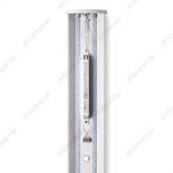 Консольный светильник на солн. бат.,COB, 60W, с датч. движ., ПДУ, 1100lm, 5000К, IP65 ЭРА (Б0046795)