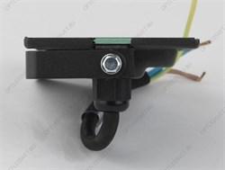 Ecola GX53  9W Tablet 220V GX53 Color Green Зеленый 27x75 10000h