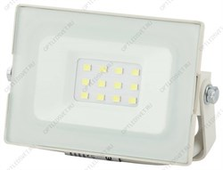 Ecola Reflector GU10  LED  8,0W  220V 4200K прозрачное стекло (композит) 57x50