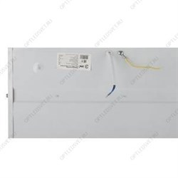 Ecola Light MR16   LED  4,0W  220V GU5.3 M2 4200K прозрачное стекло 46x50